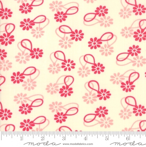 MODA FABRICS - Cheeky - Flower Loop - #1934-
