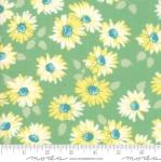 MODA FABRICS - Cheeky - Floral Green - #1940-