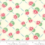MODA FABRICS - Cheeky - Floral Lattice