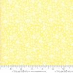 MODA FABRICS - Cheeky - Tiny Floral Yellow