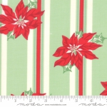 MODA FABRICS - Sweet Christmas - Spearmint