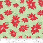 MODA FABRICS - Sweet Christmas - Spearmint