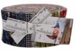 Evelyns Homestead Jelly Roll by Betsy Chutchian Moda Precuts