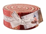 Harriets Handwork Jelly Roll by Betsy Chutchian Moda Precuts