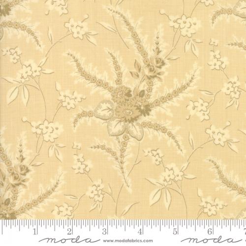 MODA FABRICS - Susannas Scraps - Floral Cream