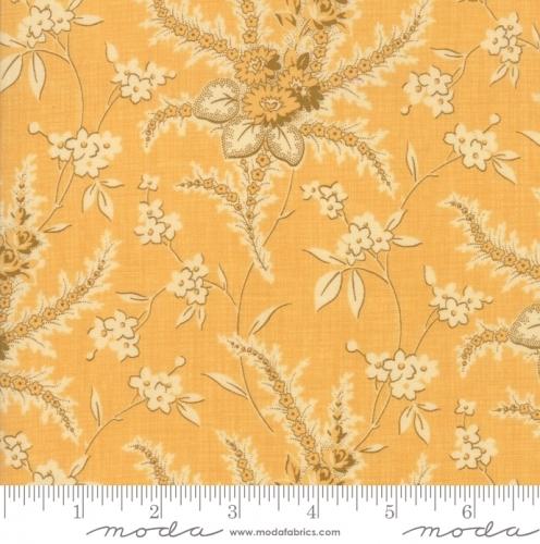 MODA FABRICS - Susannas Scraps - Floral Buttercup