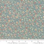 MODA FABRICS - Susannas Scraps - Floral Vines Sky