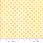 MODA FABRICS - Sarahs Story - Cream Butter