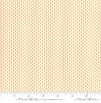 MODA FABRICS - Sarahs Story - Cream Red