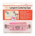 Longarm Centering Tape