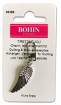 Bohin Feather Zipper Puller