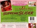 Supreme Slider - Queen Size