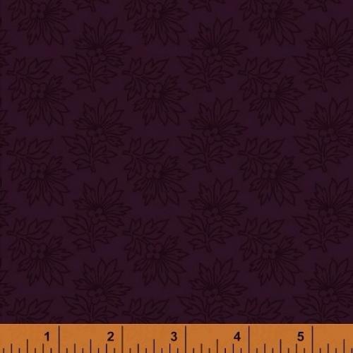 WINDHAM FABRICS - Mary's Blender - Linear Leaf