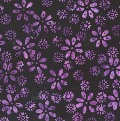 ANTHOLOGY - Batik - Charm Floral Purple - K95022-