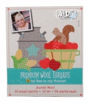 Aurifil Premium Wool Thread Collection by Lori Holt of Bee in my Bonnet
