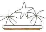 6 inch Fireworks Hanger by Ackfeld