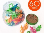 Jar of Bobbinis- 60 pieces by Smartneedle