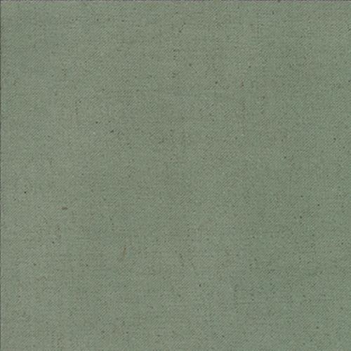 MODA FABRICS - Linen Mochi Solid - Seafoam