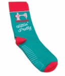 Sock - Sitting Pretty Socks by Moda Fun Stuff