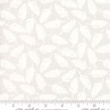 MODA FABRICS - Whispers Muslin Mates - Feathers - Muslin - C82-