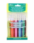 Clover - Amour Crochet Hook Set 10pc