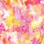 MODA FABRICS - Gradients II - Watercolor Garden Pink