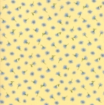 MODA FABRICS - Summer Breeze VI - Yellow - #2026-