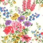 MODA FABRICS - Wildflowers IX - Linen Tossed