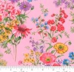 MODA FABRICS - Wildflowers IX - Petunia Tossed
