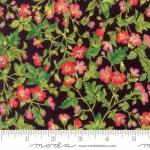 MODA FABRICS - Wildflowers IX - Onyx Field
