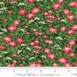 MODA FABRICS - Wildflowers IX - Petunia Field