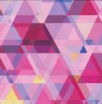 Skinny - SK4416- 3/4 yds - Gradients Kaleidoscope - Dig Pink