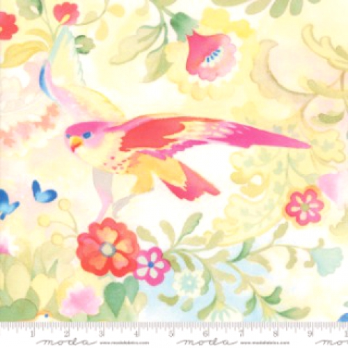 MODA FABRICS - Flights of Fancy - Cloud