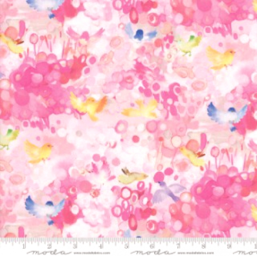 MODA FABRICS - Flights of Fancy - Petal