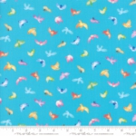 MODA FABRICS - Flights of Fancy - Turquoise