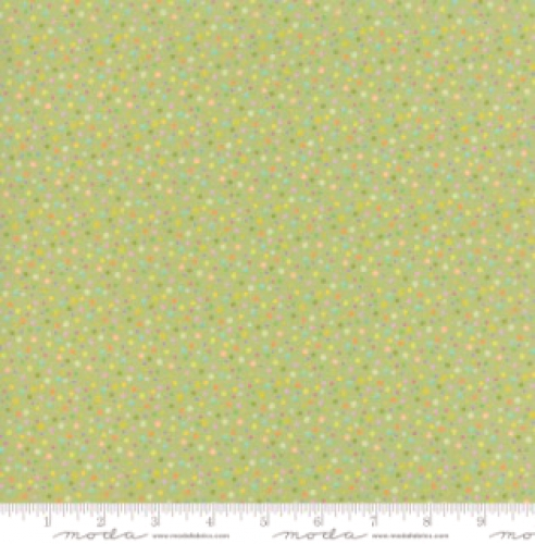 MODA FABRICS - Flights of Fancy - Leaf
