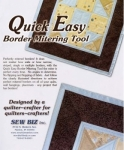 Quick Easy Border Mitering Tool - Large