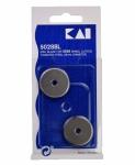 KAI Refill 28mm Rotary Blades - 2 pack