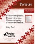 Twister Pinwheel Ruler