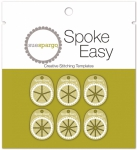 Spoke Easy: Creative Stitching Tools by Sue Spargo Folk-Art Quilts