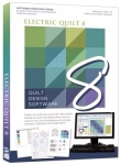 EQ8 - Quilt Design Software for Windows and MAC by The Electric Quilt Co