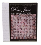 CD: Dear Jane  by The Electric Quilt Company