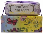 Clearance - Soap - Lilac Butterflies by Carol Wilson