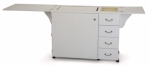 Arrow Norma Jean Sewing Cabinet - White Drop Ship