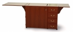 Arrow Norma Jean Sewing Cabinet - Cherry Drop Ship