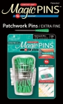 Tailor Mate Extra Fine Patchwork Magic Pins 100 pieces