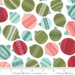 MODA FABRICS - To Be Jolly - Snowflake