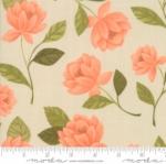 MODA FABRICS - Goldenrod - Raleigh Floral - Bisque