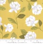 MODA FABRICS - Goldenrod - Raleigh Floral - Gold