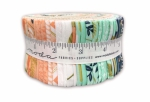 Goldenrod Jelly Roll by One Canoe Two Moda Precuts